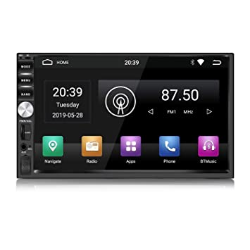 KKXXX S1 Plus Android Car Stereo 2 GB RAM 32 GB ROM Navigazione ...