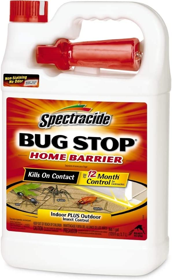 Spectracide Bug Stop Home Barrier, Ready-to-Use, 1-Gallon