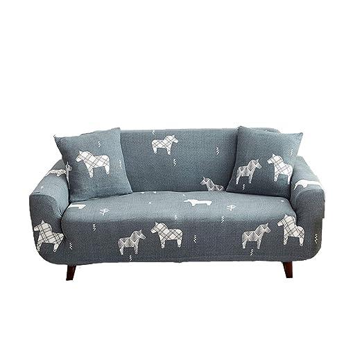NO-melon Fundas elásticas para sillones de sofá, Color Beige ...