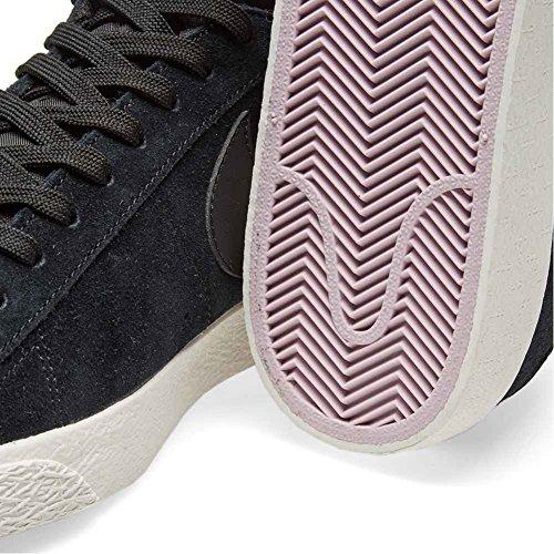 Zapatillas Nike – Blazer Low negro/beige/morado talla: 38,5