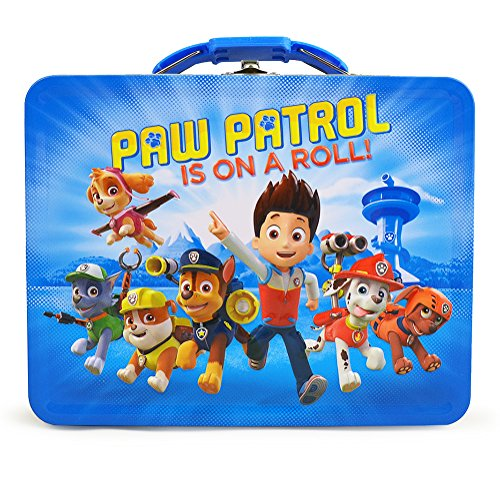 - Paw Patrol Tin Box Paw Patrol is on a Roll