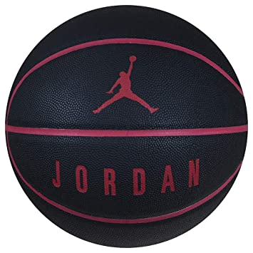 Jordan Balón de Baloncesto tamaño 7, Negro, 7: Amazon.es ...