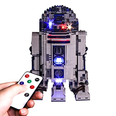 Lingxuinfo Led Light kit Compatible with Lego 10225, Battery Operated Light Set for Building Blocks Model (NOT Included The Model): Toys & Games