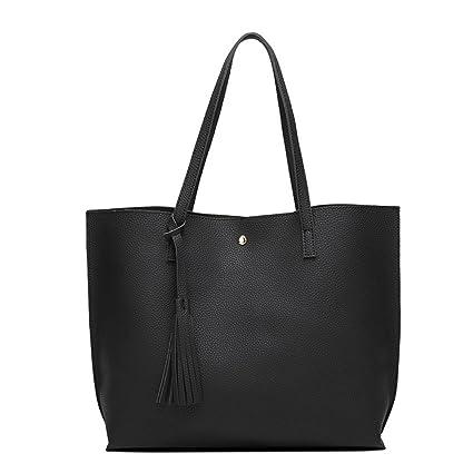 La mujer bolsos de cuero Bolsos Messenger diseñador para ...