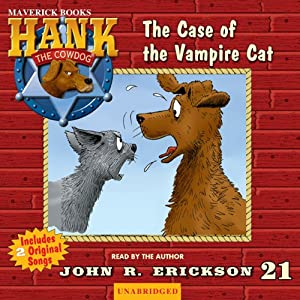 The Case of the Vampire Cat Audiobook