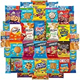 Ultimate Care Package Includes Chips, Cookies, Bars, Nuts & More by Variety Fun (40 Count) Review