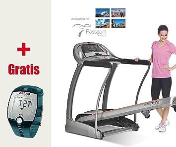 Cinta de correr Horizon Fitness Elite T5000 - Incluye FT1 ...