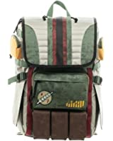 Star Wars Boba Fett Laptop Backpack Standard