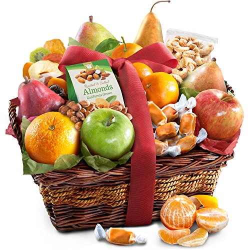 Golden State Pears - Golden State Fruit Orchard Delight and Gourmet Gift Basket