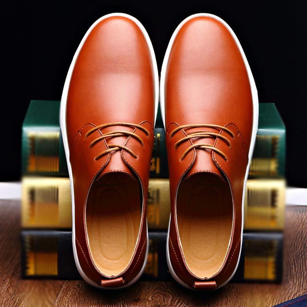 Eu39 Eu46 Odrd Schuhe Mode M A Nner Casual Leder Flache Schuhe