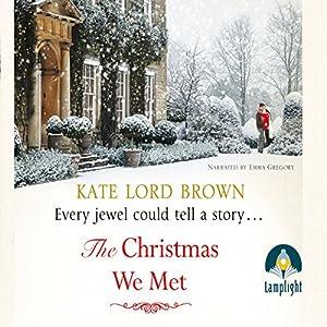 The Christmas We Met Audiobook