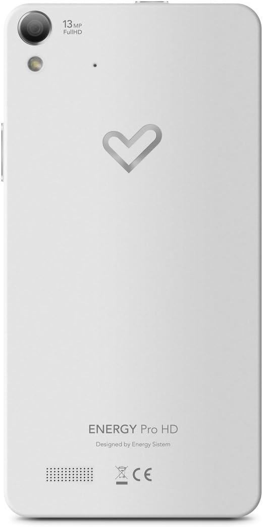 Energy Sistem Phone Pro HD - Smartphone libre de 5