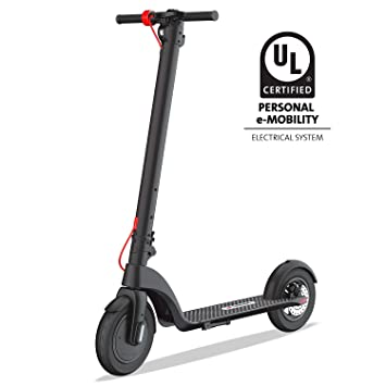 Amazon.com: Turboant Scooter eléctrico X7, motor de 350 W ...