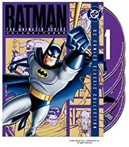 Batman: The Animated Series, Volume Three (DC Comics Classic Collection)