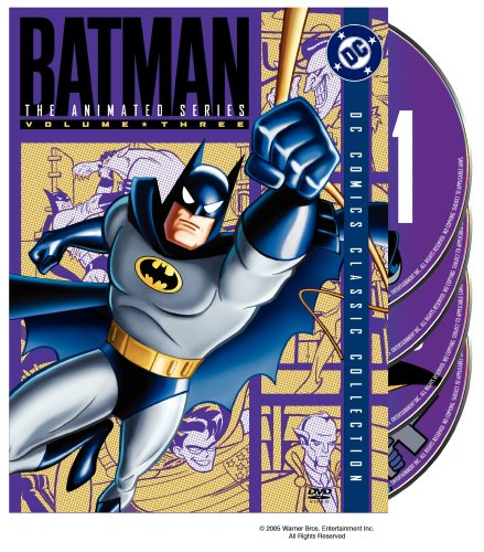 (Batman: The Animated Series, Volume Three (DC Comics Classic Collection))