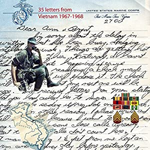 Thirty Five Letters from Vietnam Audiobook