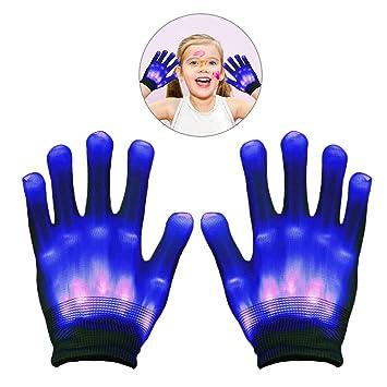 Film- & TV-Spielzeug NEUSKY..LED LEUCHT HANDSCHUHE