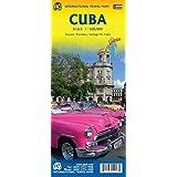Cuba ( Kuba) 1 : 600 000: La Habana, Varadero, Santiago de Cuba (International Travel Maps)