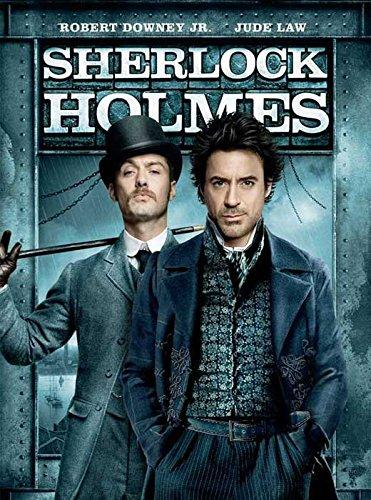 Sherlock Holmes POSTER Movie (2009) UK Style F 11 x 17 Inches - 28cm x 44cm (Robert Downey Jr.)(Rachel McAdams)(Mark Strong)(Jude Law)(Kelly Reilly)(Eddie Marsan)(James - Style Downey Robert Jr