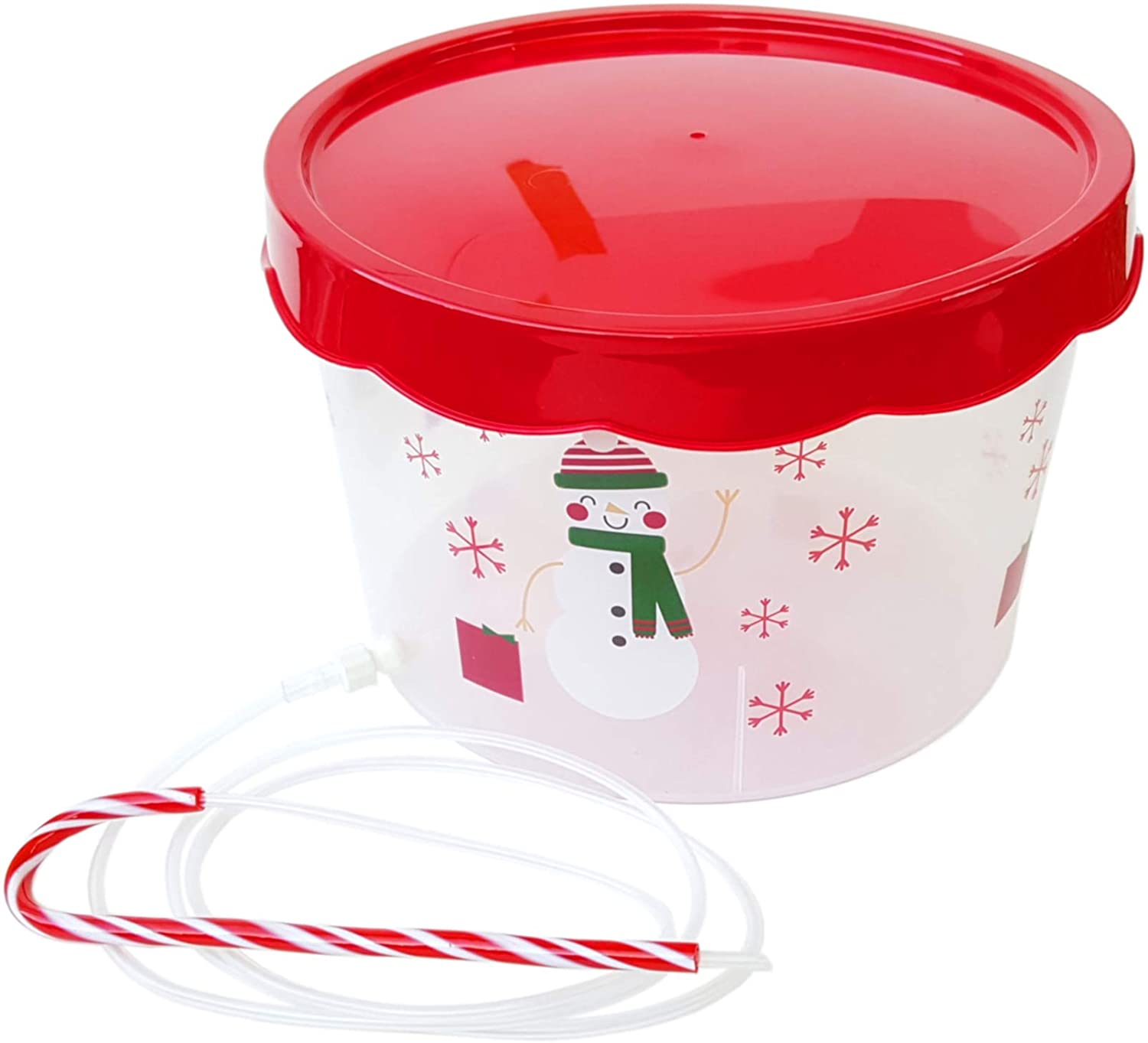 Santas Secret Treat - New 2019 Automatic Christmas Tree Watering System (Cookie Tub) Waterer Lowest Price   Made in USA Neutek SST-01