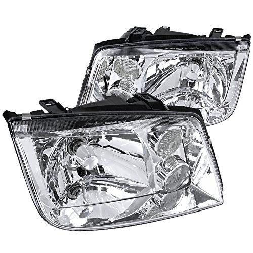 02 vw jetta headlight assembly - 8