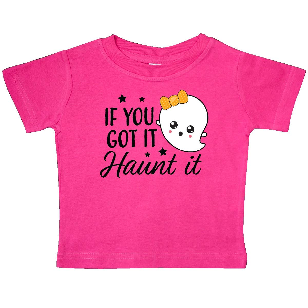 inktastic If You Got It Haunt It with Cute Ghost Baby T-Shirt