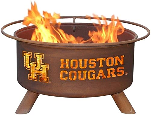 Patina Products F432 University of Houston Fire Pit