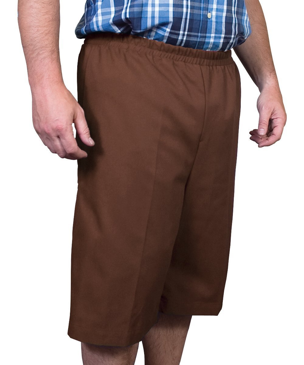 Silverts Disabled Elderly Needs Mens Adaptive Shorts - Adaptive Clothing for Men Silvert' s 50040