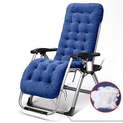 Lazy sofa Engrosamiento Plegable Perezoso Sofá Silla Oficina ...