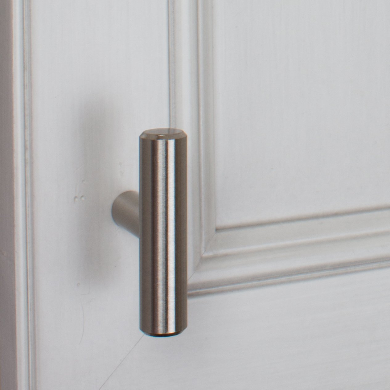 GlideRite Hardware 5002-T-SS-100 2 inch Stainless steel Solid T bar Handle Knobs 100 Pack by GlideRite Hardware (Image #4)