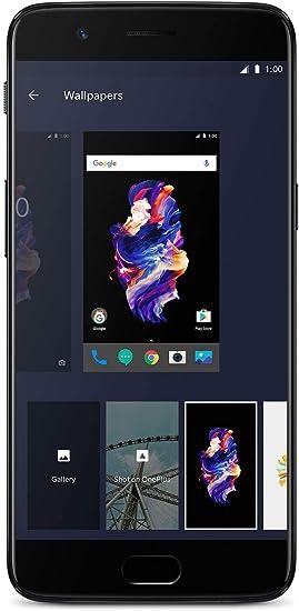 OnePlus 5 4G 128GB Gris - Smartphone (14 cm (5.5
