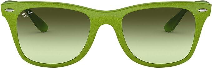 Ray-Ban Gafas de Sol RB4195 WAYFARER LITEFORCE: Amazon.es: Ropa y accesorios