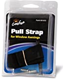 "Carefree 901012 Black 27"" RV Window Awning Replacement Pull Strap"