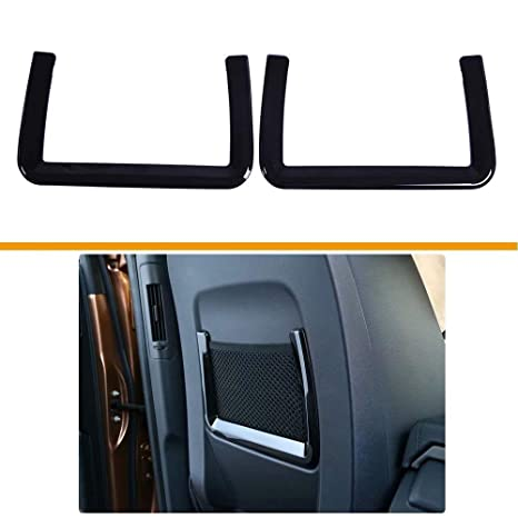 2017 Range Rover Configurations >> Amazon Com Tulin Car Seat Back Net Trim For Land Rover