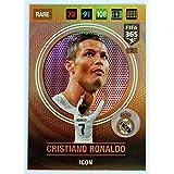 Panini FIFA 365 Adrenalyn XL 2017 Cristiano Ronaldo Icon Trading Card