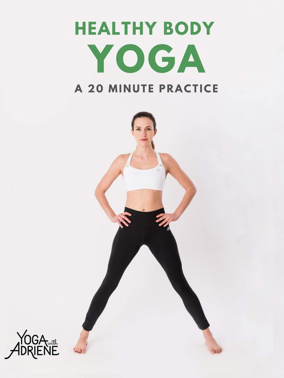Amazon.com: Yoga With Adriene: Healthy Body Yoga: Adriene ...