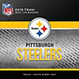 Turner Perfect Timing 2015 Pittsburgh Steelers Box Calendar (8051346)
