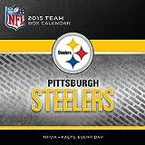 Turner Perfect Timing 2015 Pittsburgh Steelers Box Calendar (8051346)