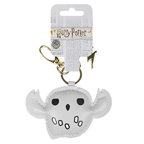 Cerdá Acolchado Harry Potter Llavero, 13 cm, Blanco: Amazon ...