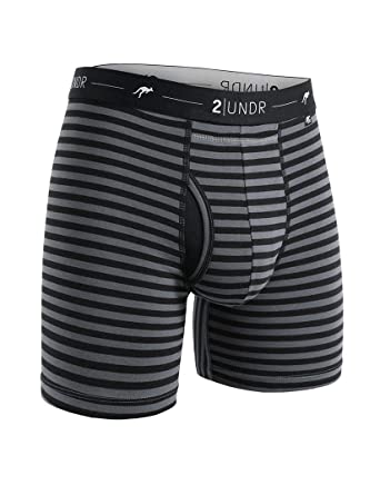 2UNDR Mens Day Shift 6 Boxer Brief At Amazon Clothing Store