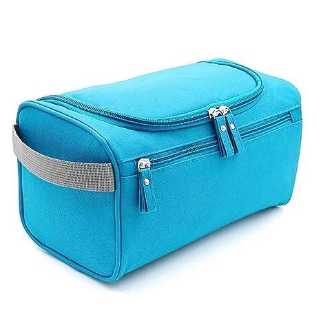 0388b96beb59 House of Quirk Hanging Fabric Travel Toiletry Bag Organizer and Dopp Kit  (16 cm x 10.01 cm x 3 cm