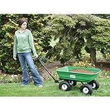 Farmtek 109722 Growers Supply Garden Dump Cart