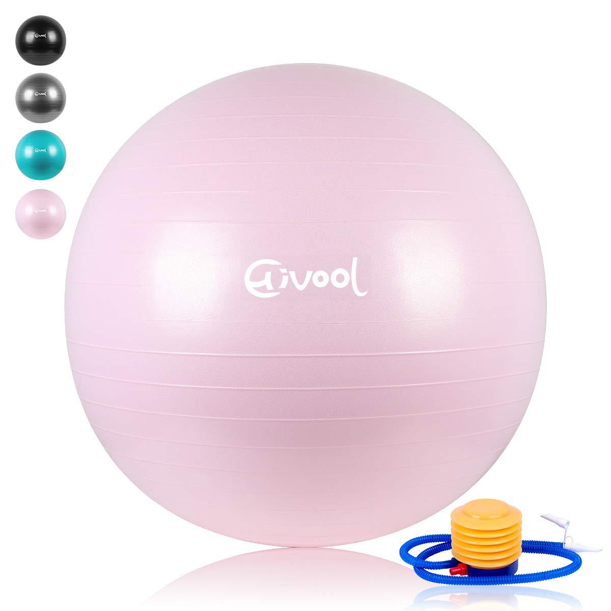 Mejor valorados en Balones de ejercicio y accesorios para fitness ... 380f9b210dc9
