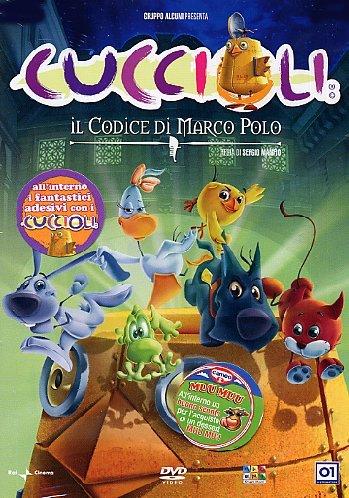 Cuccioli: il codice di Marco Polo [Italia] [DVD]: Amazon.es ...