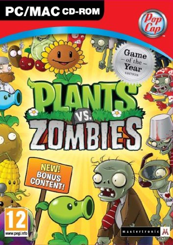 Plants VS Zombies: Game of The Year Edition (輸入版) B004M5ID9Y
