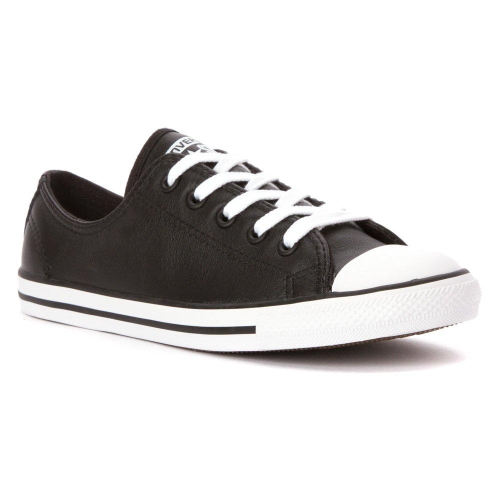 Converse Dainty Leath Ox, – Zapatillas deportivas unisex 38 EU|Otro