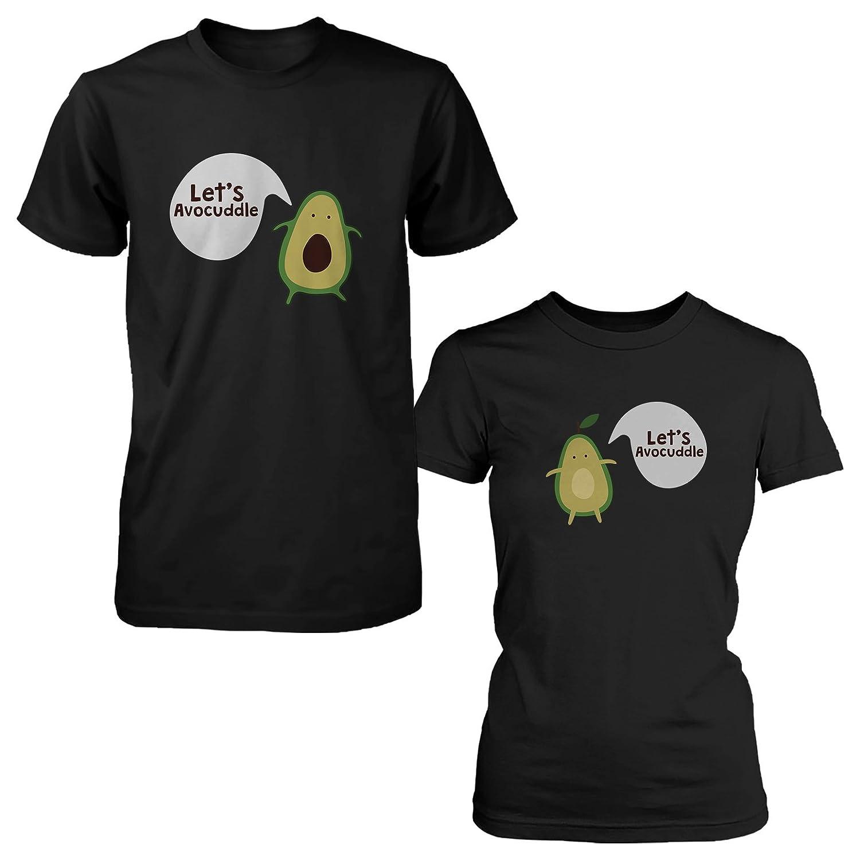 365 Printing Lets Avocuddle - Juego de Camisetas para ...