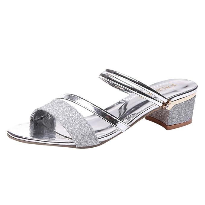 Sandali e scarpe adidas argento per il mare da donna