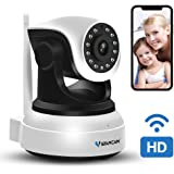 WiFi Security Camera. Vstarcam FHD 720P IP Camera, Two-Way Audio,10M Night Vision, Motion Detection Surveillance Camera for Baby or Pet
