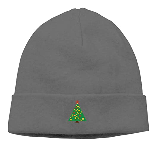 Asolliy Unisex Christmas Tree Hats for Mens Women Hip Hop Hats Boys    Girls bda603e8f